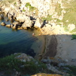 песчанные бухты в Щелкино