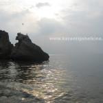 бухты возле коттеджа Казантип